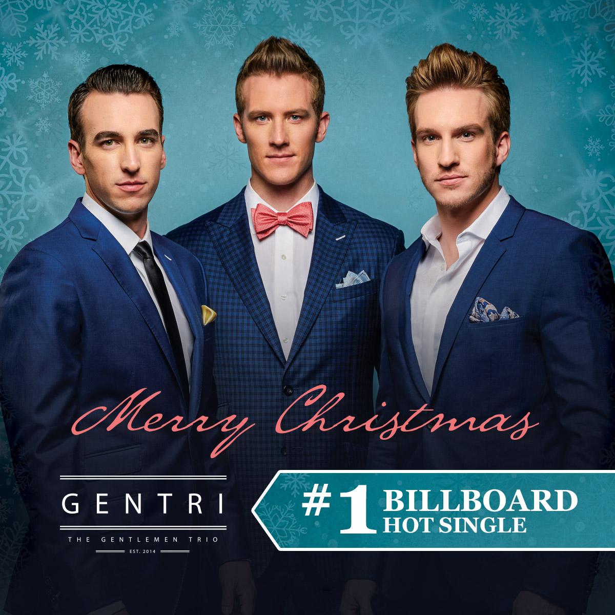 GENTRI Merry Christmas Album